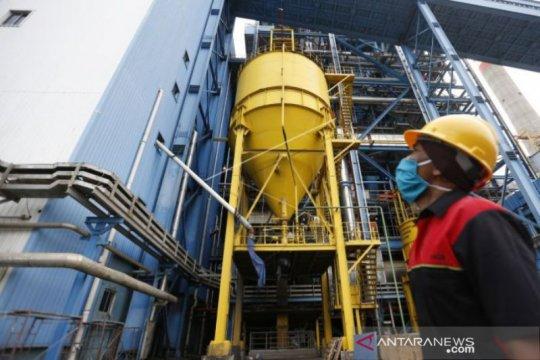 PLTU Nagan Raya Aceh uji coba penggunaan cangkang sawit