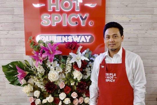 Soto Ayam dan Rendang ala Cafe TripleHotspice hadir London