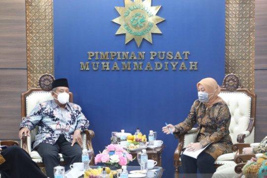 Menaker ajak Muhammadiyah kolaborasi tingkatkan kompetensi SDM