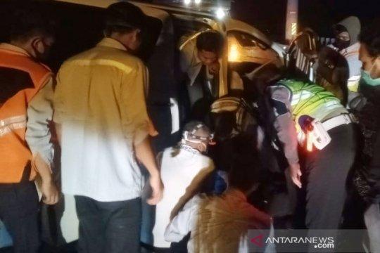 Polisi cari mobil yang kabur usai terlibat kecelakaan anak Amien Rais