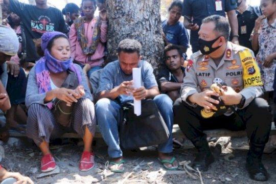 Kapolda NTT: Jangan ada lagi pelanggaaran hukum di Besipae