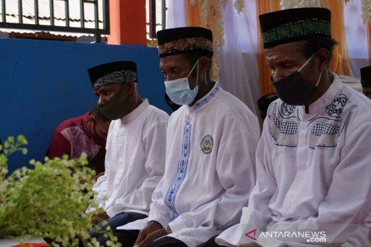 Nikah massal untuk muslim asli Papua