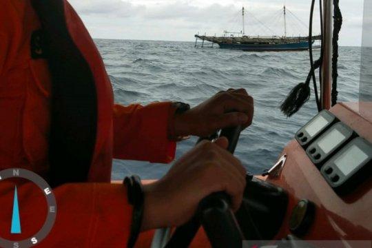 Basarnas Gorontalo evakuasi tujuh nelayan di Laut Sulawesi