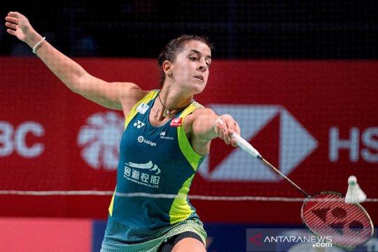 Final Denmark Open 2020, Marin tantang unggulan kedua