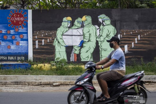 Sebanyak 84.430 orang sembuh dari COVID-19 di Jakarta