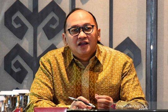 Begini ungkapan Ketua Umum Kadin Indonesia setelah divaksinasi