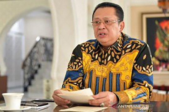 Ketua MPR dorong Kominfo-BSSN terus cegah berita hoaks
