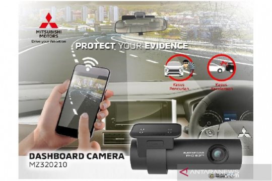 "MMKSI rilis aksesori kamera ""dashboard"" Blackvue Cloud SPA98001"