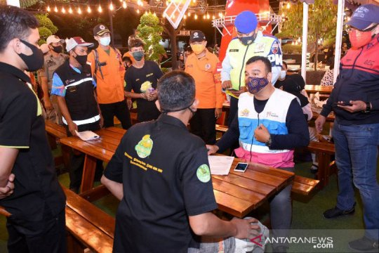Satgas COVID-19 tutup hiburan malam di Medan