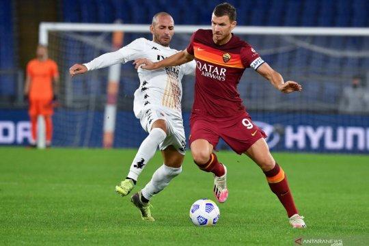 AS Roma harus kerja keras untuk menang 5-2 atas Benevento