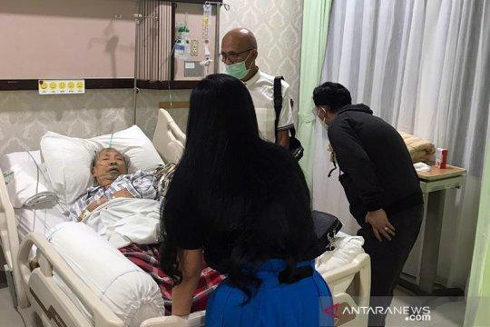 Pimpinan PPP: Kondisi kesadaran menurun, Hamzah Haz dirawat ke ICU