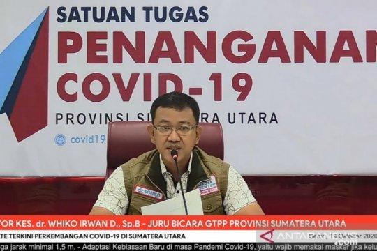 Satgas: Angka kesembuhan COVID-19 di Sumut melebihi angka nasional