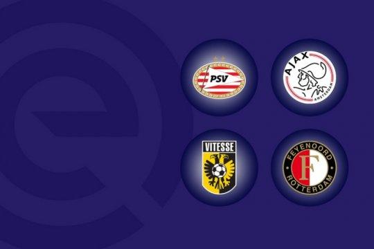 Klasemen Liga Belanda: PSV ambil alih puncak, Ajax naik ke posisi dua