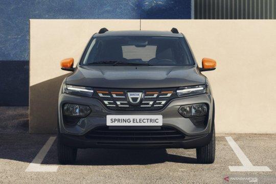 Dacia Spring calon mobil listrik termurah Eropa