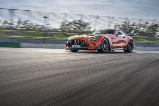 Mercedes-AMG GT Black Series hadir di Australia dengan jumlah terbatas