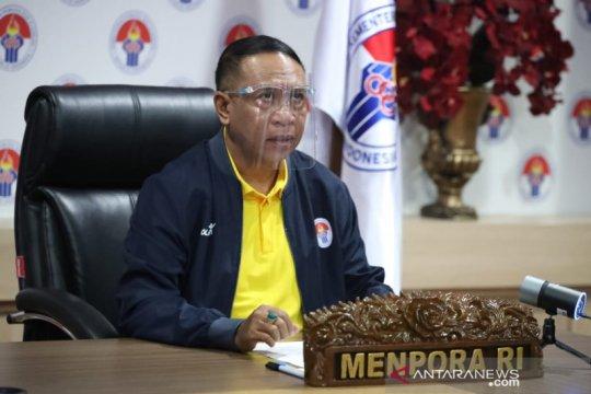 Menpora mafhum alasan kompetisi Liga Indonesia harus digelar