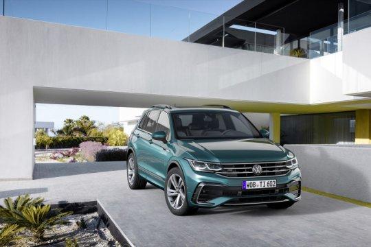 Volkswagen hadirkan Tiguan 2021 di Inggris
