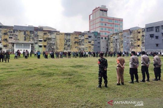 Polri-TNI deklarasi damai antisipasi kericuhan di Jakarta Barat