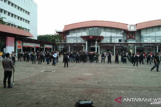 Polres Jakpus gandeng Pokdar Kambtibmas 8 kecamatan cegah aksi anarkis