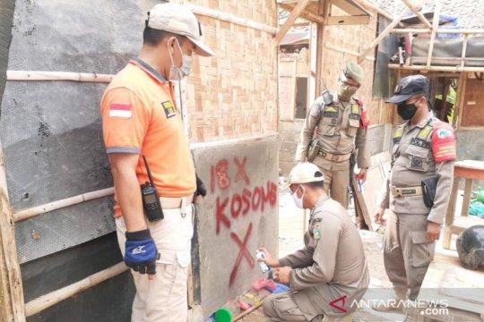 25 KK warga bantaran Kali Rawa Rengas direlokasi ke rusun