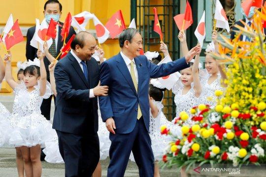 Kunjungan PM Jepang ke Vietnam