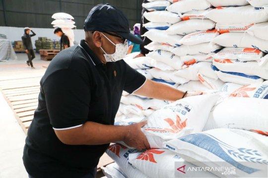 Kemensos percepat penyaluran bansos beras kejar realisasi 100 persen