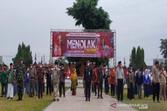 Tokoh masyarakat-Forkompinda Batang deklarasikan tolak demo anarkis