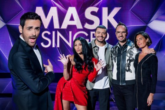 Anggun kembali jadi juri The Masked Singer di Prancis