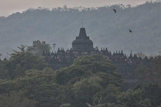 PT TWC-KBRI Tokyo promosikan Candi Borobudur melalui virtual tur