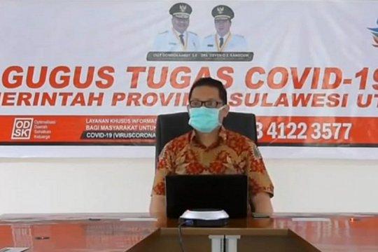 Bertambah 41, positif  COVID-19 di Sulut tembus angka 5.000 orang