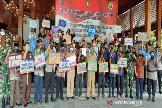 Rudyatmo ajak masyarakat Surakarta jaga aset pemerintah dari anarkis