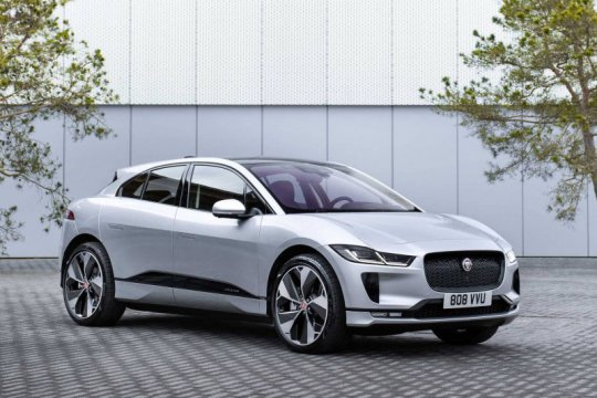 Jaguar I-Pace All-Electric mendarat di India pada awal 2021