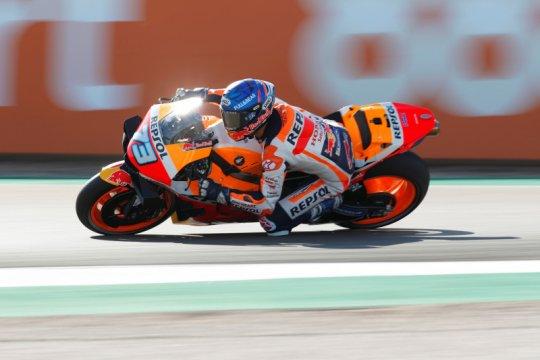 Alex Marquez tegaskan kecepatannya di FP1 MotoGP Teruel