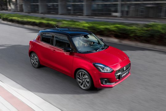 Suzuki Swift edisi khusus muncul di India