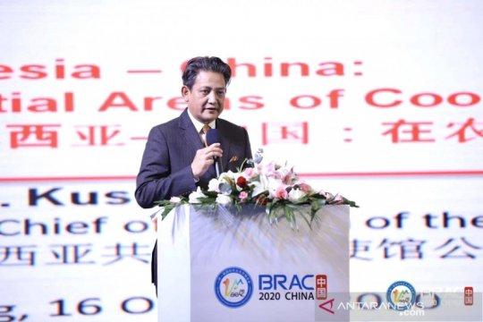 Durian Indonesia diperkenalkan di kota wisata Luoyang China