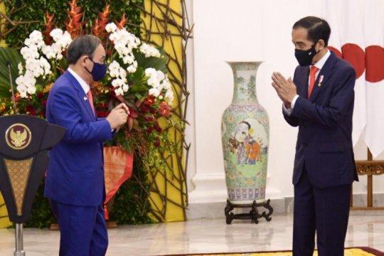 """Presiden Jokowi dan PM Jepang sepakati """"Travel Corridor Arrangement"""""""