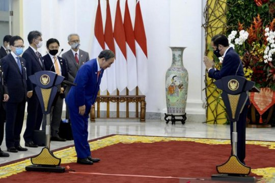 Jokowi sambut baik relokasi perusahaan Jepang ke Indonesia