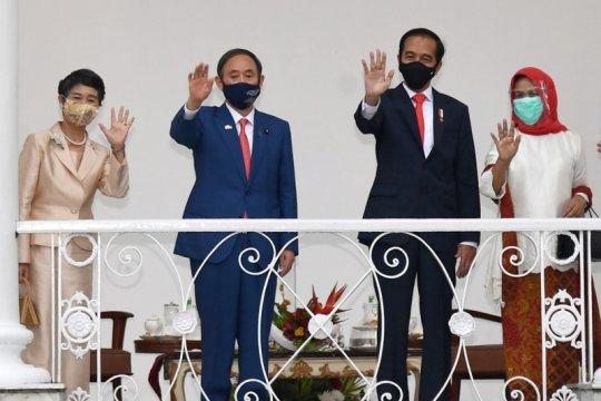 Jokowi hargai kontribusi Jepang dalam ASEAN COVID-19 Response Fund