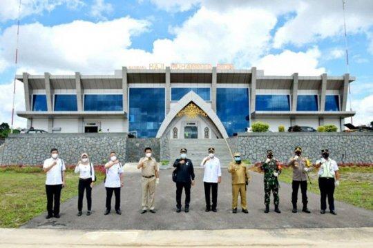 Menhub: Bandara Haji Muhammad Sidik majukan Barut dan Mura