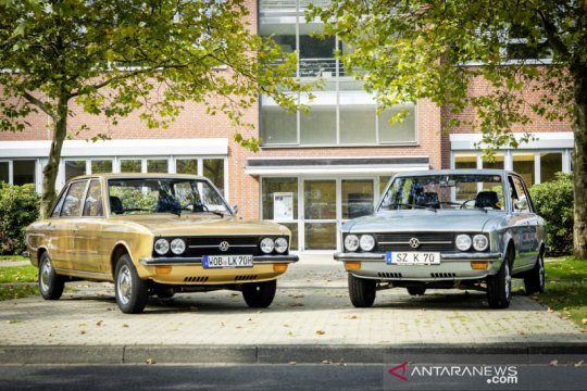Mengenal K 70, sedan Volkswagen pertama berpenggerak roda depan