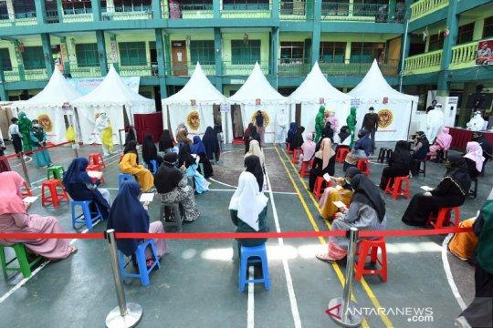 Total kasus positif COVID-19 Jakarta  97.217 pada Rabu