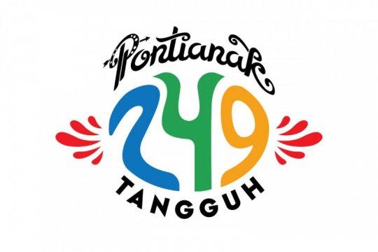 Logo Hari Jadi Ke-249 Pontianak usung tema tangguh lawan COVID-19