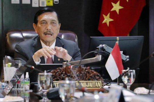 Luhut ajak investor Jerman jadikan Indonesia hub industri manufaktur