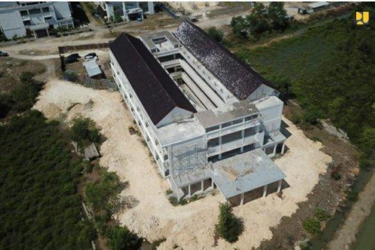 Kementerian PUPR bangun gedung kuliah bagi empat politeknik di Jatim