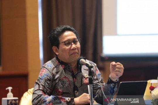 Kemendes PDTT siapkan RPP BUMDes tindak lanjuti UU Cipta Kerja