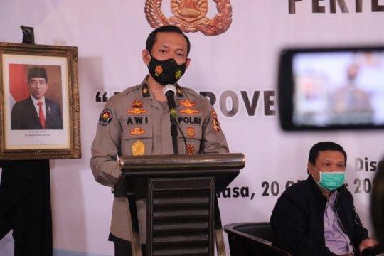 Polri: Selebaran provokasi di Bali bukan buatan BEM Kampus Udayana