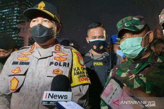 Kapolda Metro: Demonstrasi berlangsung kondusif