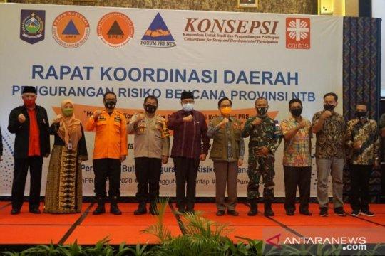 """Kolaborasi pentahelix"" Forum PRB wujud penanggulangan bencana di NTB"