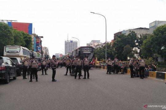 Kepolisian tambah 1.000 personel Sabhara Nusantara di Jakbar