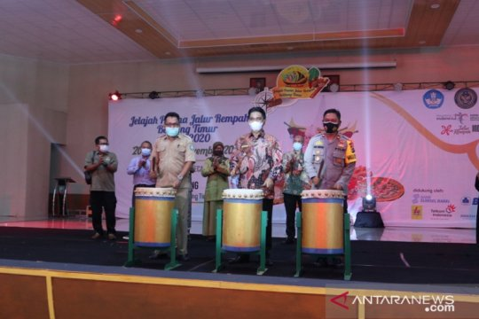 Belitung gelar jelajah pesona jalur rempah